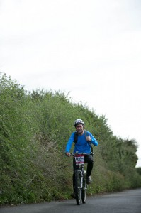 Cycling in Reculver